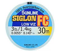Флюорокарбон Sunline Siglon FC 30м 0.290мм 5.4кг