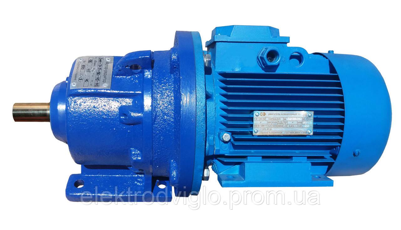 Мотор-редуктор 3МП-63-5,6-0,75-110, фото 1