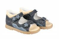 Босоножки детские. Ортопедическая обувь MEMO, модель TEMIDA (30-38), фото 1