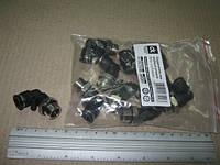 Соединитель аварийный метал. угловой (наружн. резьба) M16x1.5 d-8 трубки ПВХ . 02.210.7134.080