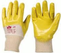 """Защитные перчатки нитрил """"Оранж нитрил"""""""