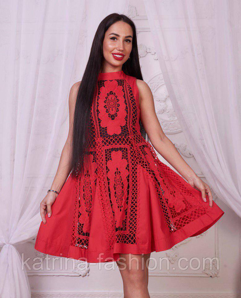 Женское стильное платье (2 цвета)