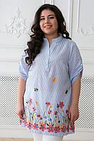 Рубашка  ФЛОРА  (54 -60)