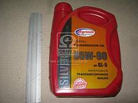 Масло трансмиссионное Агринол Silver SAE API GL-5 (Канистра 1л). 85W-90