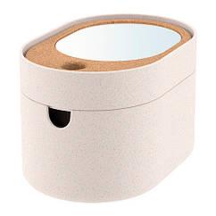 Коробка c зеркалом SAXBORGA 24x17 см 803.918.82
