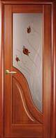 Межкомнатные двери Амата ПВХ с рисунком