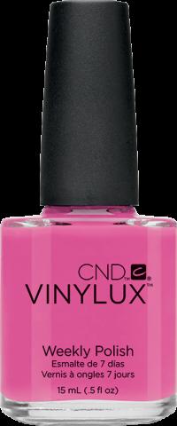 Лак для ногтей Vinylux 121 Hot Pop Pink