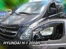 Дефлекторы окон (ветровики)  HYUNDAI H1 H300 - 2008r(HEKO)