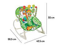 "Кресло-качалка ""Animal 3"" 8616 марки ECOTOYS , фото 1"