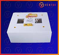 Автоматический инкубатор Теплуша 63 - 2 ИБА (Лампа) , фото 1
