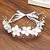 Вінок,вінок на голову весільний, діадема, Емма, прикраси для волосся аксесуар, фото 3