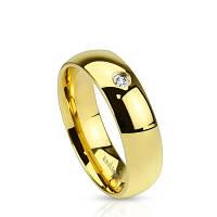 Обручальное кольцо из ювелирной стали 316L Spikes, фото 1