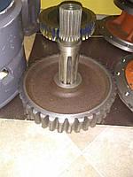 Шестерня колесо червячное редуктора поворота отвала ДЗ-143