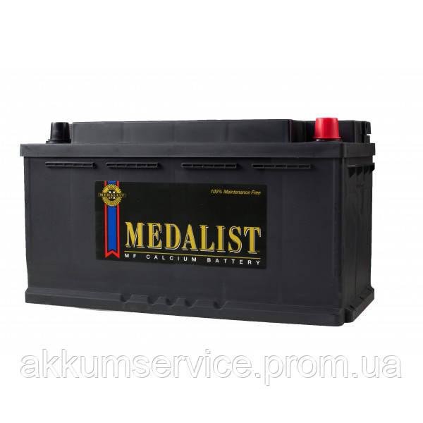 Аккумулятор автомобильный Medalist 100AH R+ 60038 830А