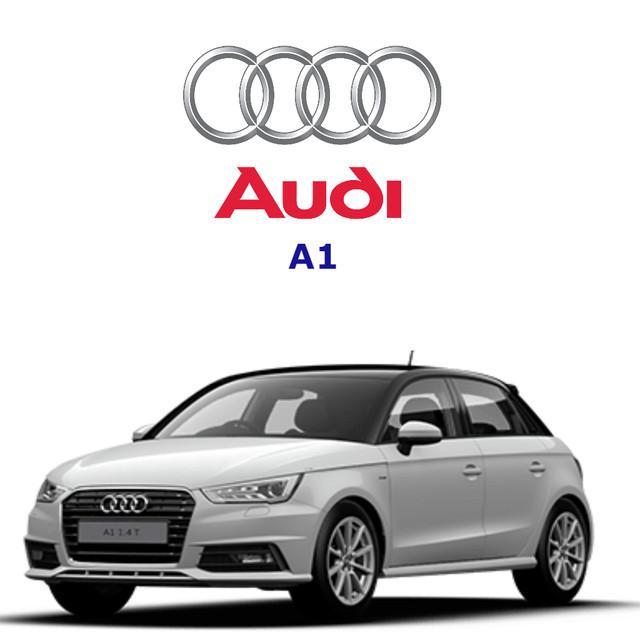 Автобагажники на Audi A1