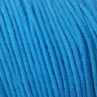 Пряжа Mondial Cotton Soft Бирюзовый