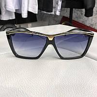 Prada Sunglasses Cinéma Logo 276 Black/Gold, фото 1