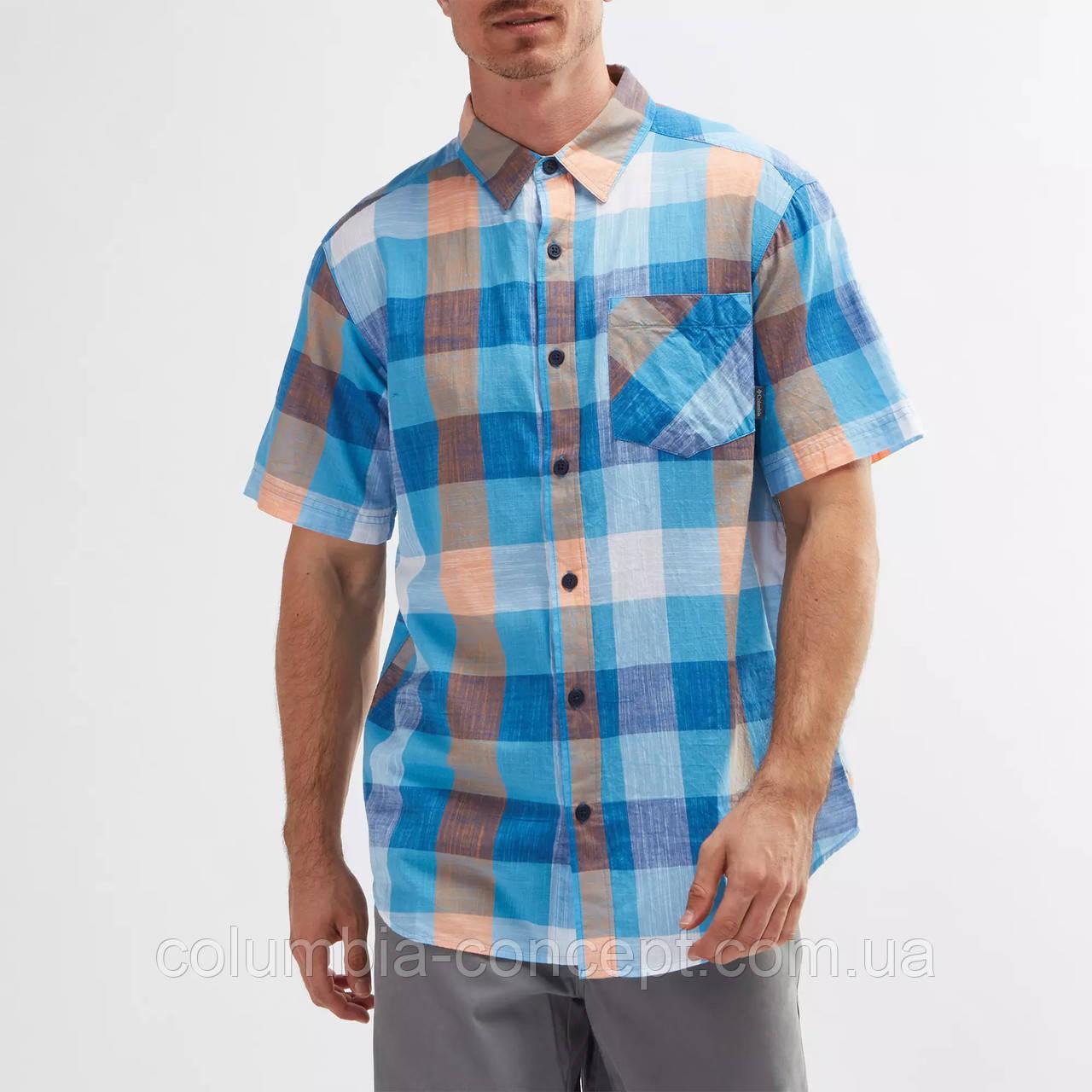 Рубашка мужская Columbia Katchor II Short
