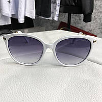 Miu Miu Sunglasses Reveal White/Breeze, фото 1