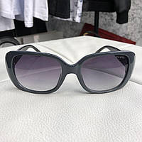 Chanel Sunglasses Butterfly Doble C Tile Gray/Black, фото 1