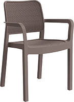 Крісло-стілець SAMANNA капучіно (Allibert), фото 1