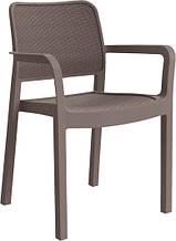 Крісло-стілець SAMANNA капучіно (Allibert)