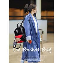 Рюкзак женский Cathy Red eps-8212, фото 3