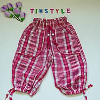 Хлопковые капри для девочки 1-4 года, фото 1
