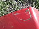 Крышка багажника Mazda 626 GD 1987-1991г.в. купе красная, фото 5