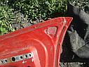 Крышка багажника Mazda 626 GD 1987-1991г.в. купе красная, фото 7
