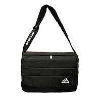 Сумка через плечо Adidas 3 Цвета Черный