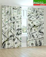 Фотошторы доллары
