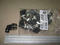 Соединитель аварийный метал. угловой (наружн. резьба) M22x1.5 d-8 трубки ПВХ . 02.210.7135.080