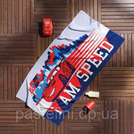 Пляжное полотенце TAC Cars Speed 75*150 см