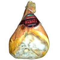 Вяленая нога прошуто крудо Prosciutto di Parma, 10 - 11 кг.