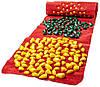 Массажный коврик с цветными камнями детский развивающий 200х40 см - Фото