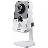Wi-Fi видеокамера DS-2CD2442FWD-IW Hikvision IP (4 мм), фото 1