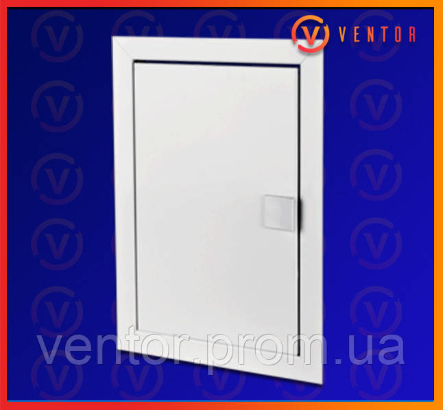Двери ревизионные металлические, 600х800 мм