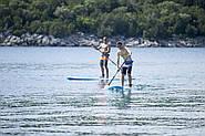 SUP серфинг для укрепления здоровья, 6 причин.
