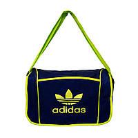 Сумка через плечо Adidas 3 Цвета Зеленый