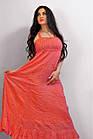 Жіночі Сарафани з Бавовни. Виробництво: Індія. 100% бавовна. Розміри і кольору в наявності, фото 7