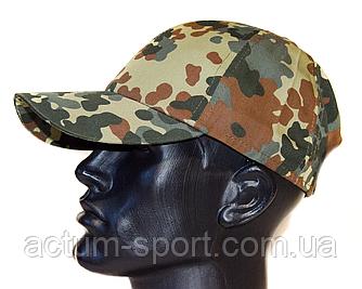 Бейсболка - кепка тактическая Fleck