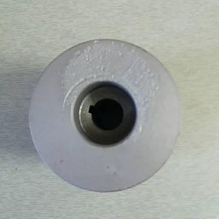 Шкив коленвала 3-х ручейный Ø20/Ø85 мм 168F, 170F, фото 2