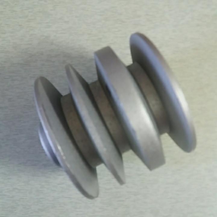 Шкив коленвала 3-х ручейный Ø20/Ø85 мм 168F, 170F