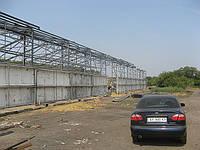 Зернохранилища. Мариуполь