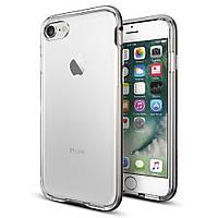 "Чехол Spigen Neo Hybrid Crystal iPhone 8/7 {4.7""} satin silver (043CS20684) EAN/UPC: 8809466647963"