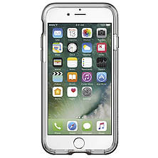 Чехол Spigen Neo Hybrid Crystal iPhone 7 satin silver (043CS20684) EAN/UPC: 8809466647963, фото 3