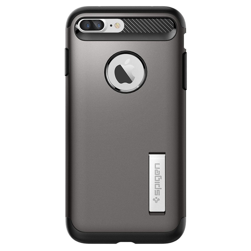 Чехол Spigen Slim Armor iPhone 7 Plus ganmetal (043CS20309) EAN/UPC: 8809466644580