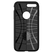 Чехол Spigen Slim Armor iPhone 7 Plus black (043CS20648) EAN/UPC: 8809466647611, фото 3