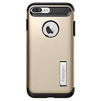 Чехол Spigen Slim Armor iPhone 8 Plus/7 Plus champagne gold (043CS20310) EAN/UPC: 8809466644597